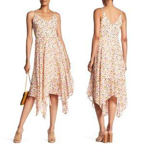 Romeo & Juliet Couture Handkerchief Hem Dress